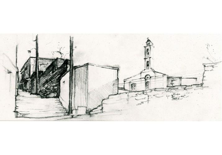 Η εκκλησία και ο κύριος κατακόρυφος άξονας κίνησης