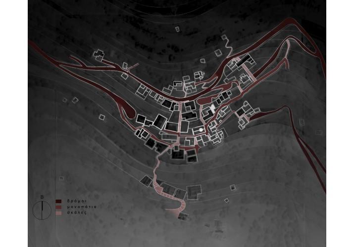 Χάρτης Δικτύου Δρόμων