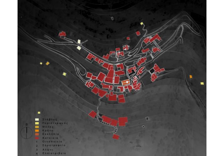 Χάρτης Ιδιωτικών Χώρων Και Χρήσεων