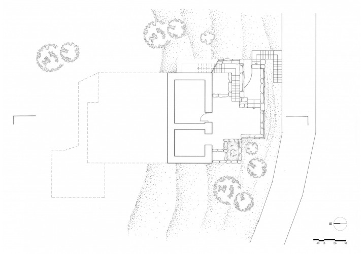 Α4 Κάτοψη ισογείου (κατώι)