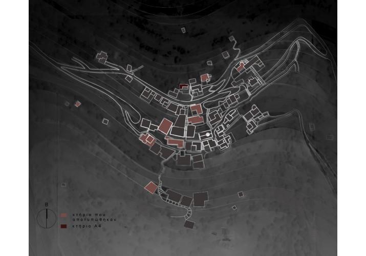 θέση του κτηρίου στο χάρτη